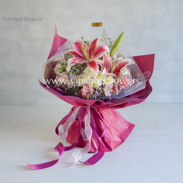 دسته گل برای زایمان همسر hamyarkhas (7).jpg