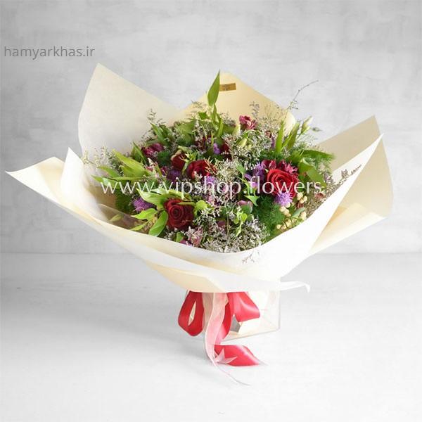 دسته گل برای زایمان همسر hamyarkhas (9).jpg