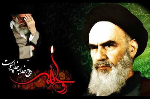 عکس نوشته درباره رحلت امام خمینی Hamyarkhas (5).jpg