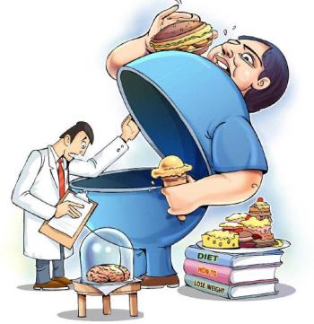 نقاشی در مورد چاقی و اضافه وزن (1).jpg